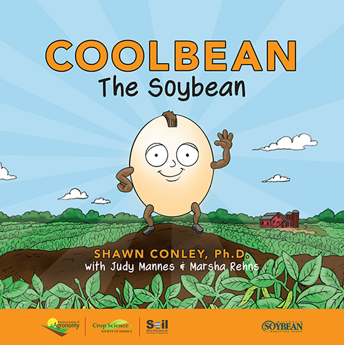 Coolbean the Soybean