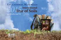 Soils Educational Materials Kit