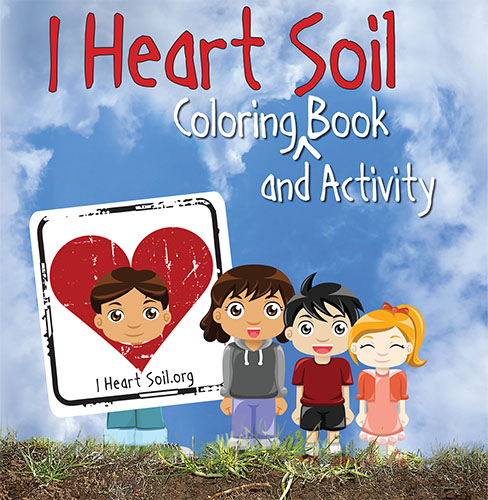 Soils Coloring Book